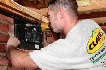 Mold and moisture remediation services for basements, bathrooms, attics, and more in South Carolina